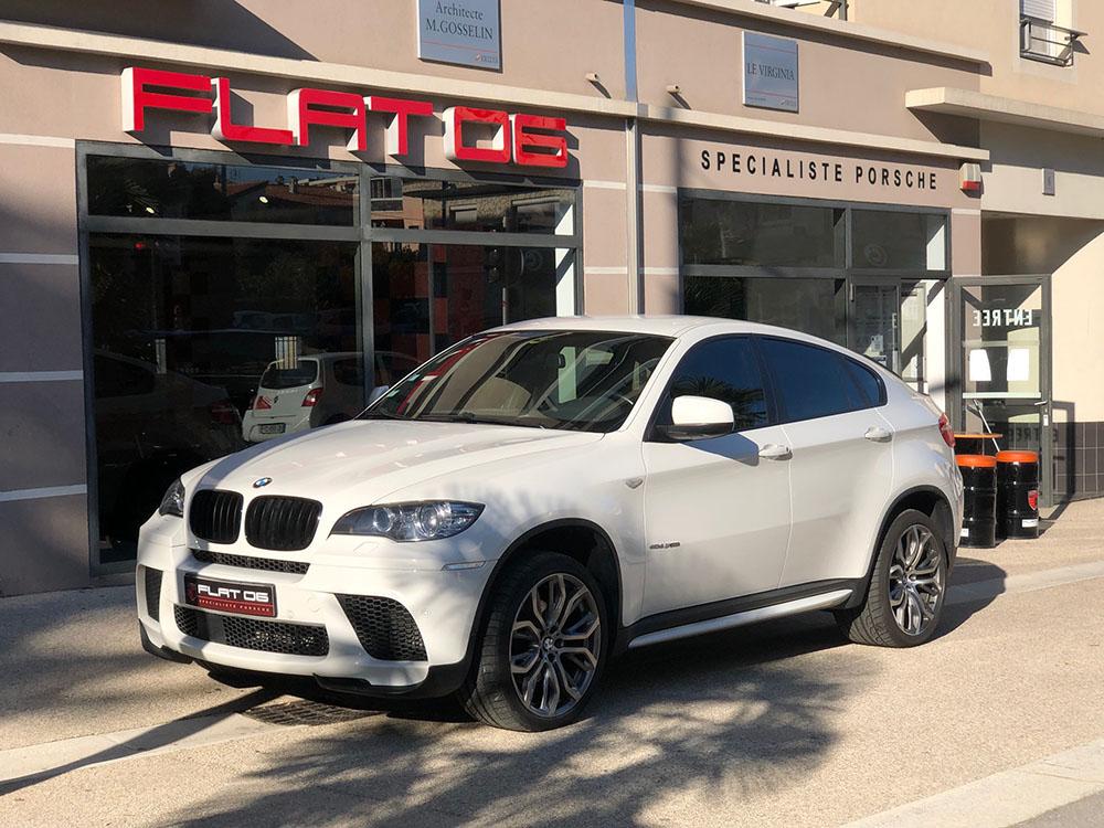 BMW X6 40d 306cv occasion