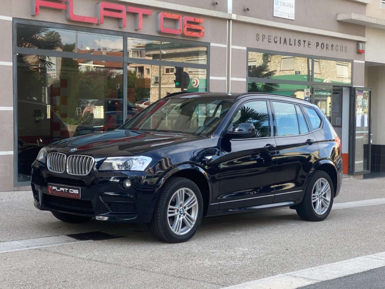 BMW X3 xDrive30d 258ch Sport Design occasion