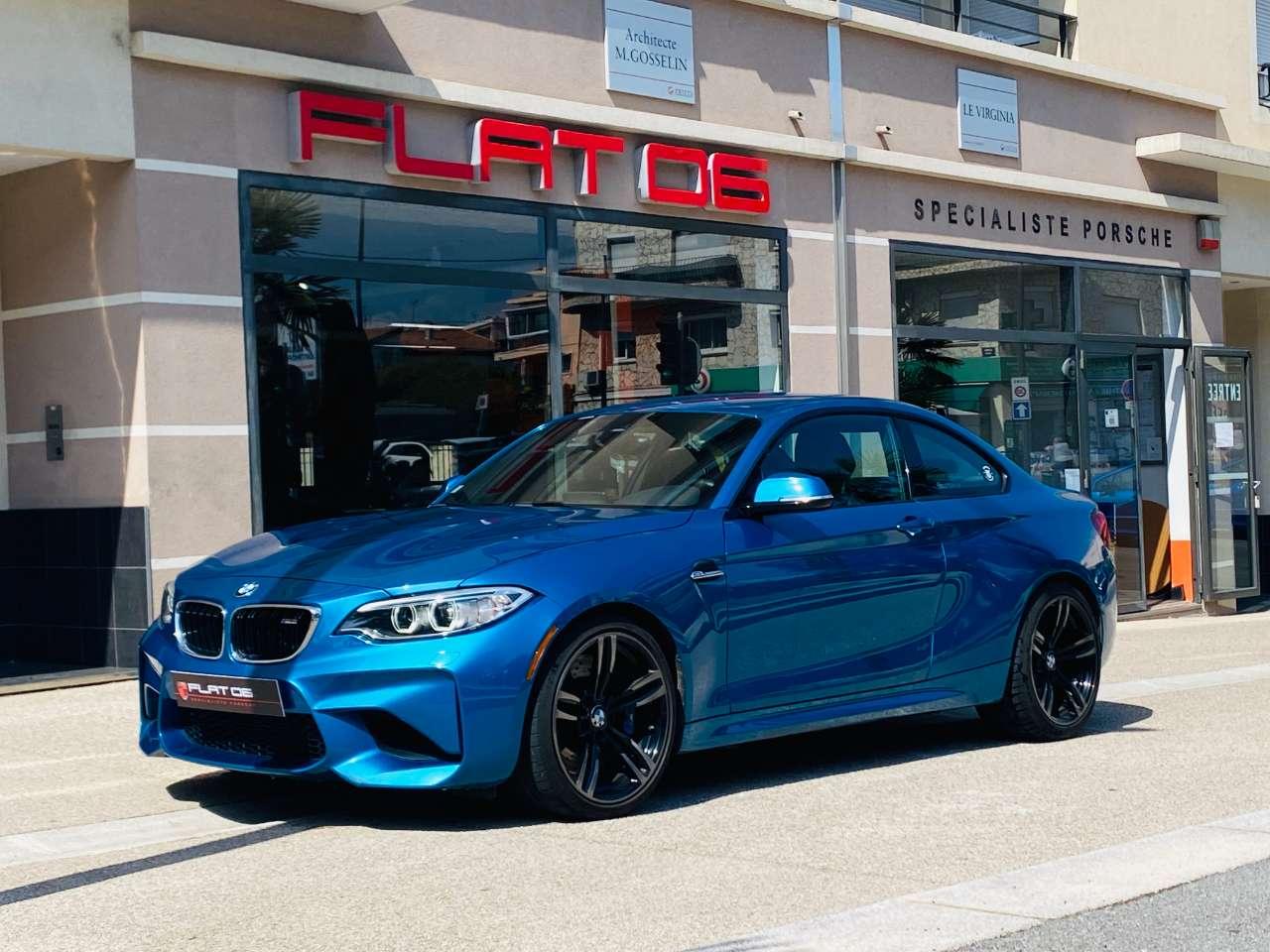 BMW M2 Coupé 370 cv M DKG 7 occasion