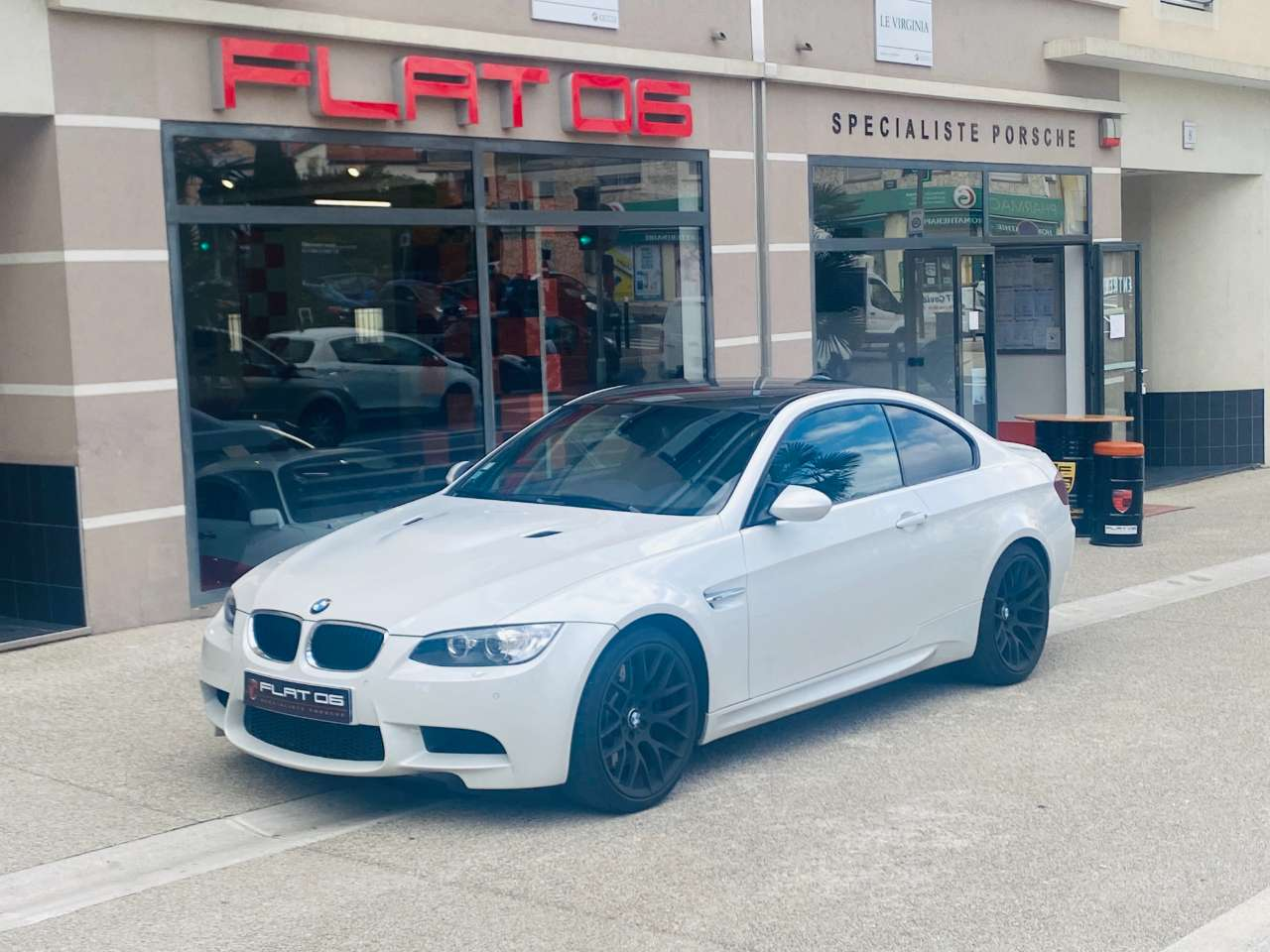 BMW M3 Coupé A occasion