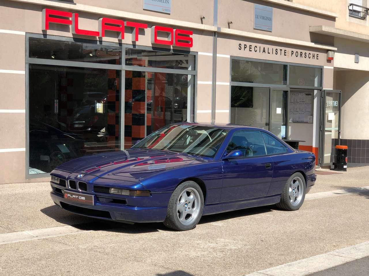 BMW 850 CSI occasion