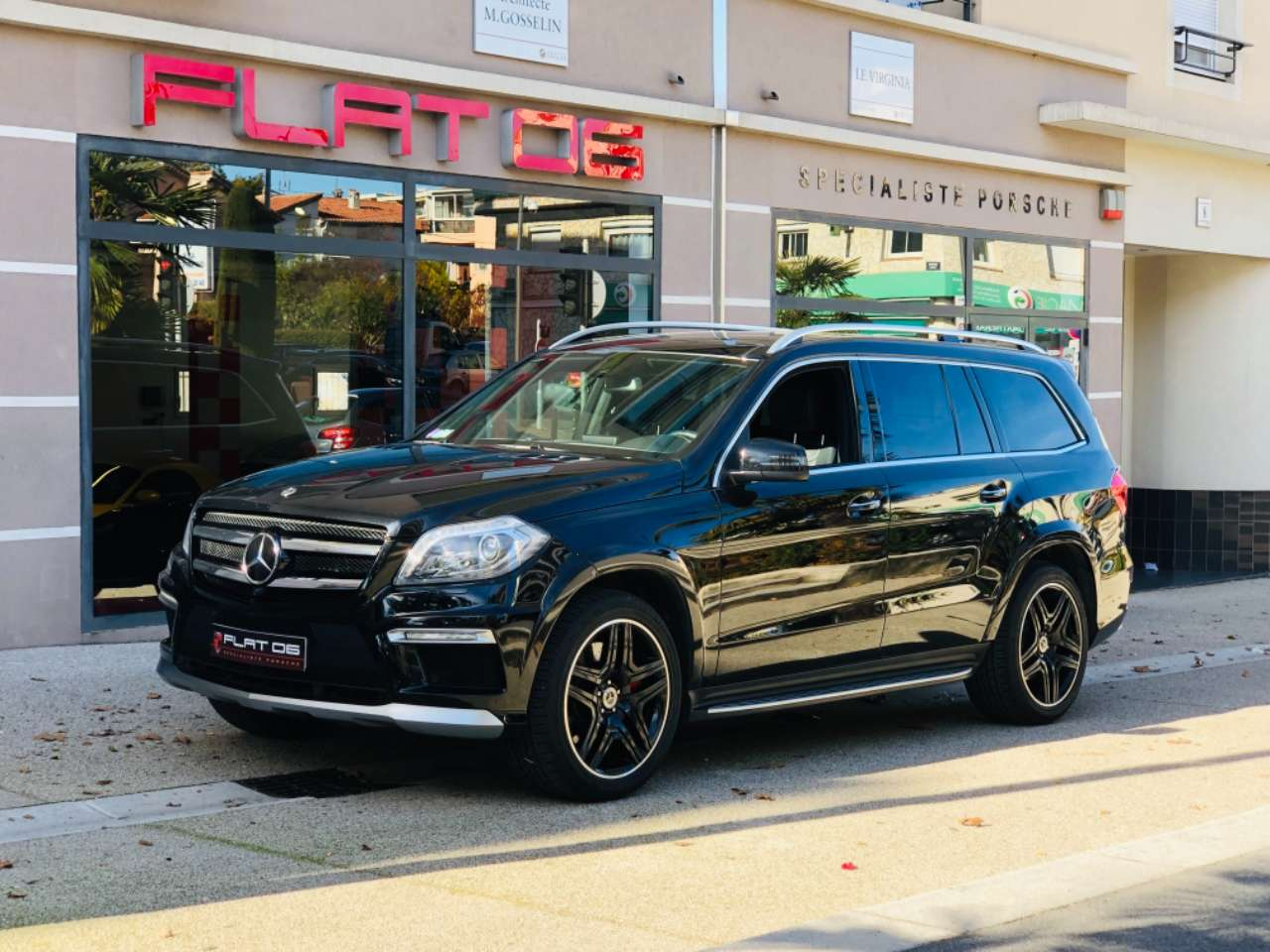 MERCEDES-BENZ GL 63 AMG 4MATIC 7G-TRONIC occasion