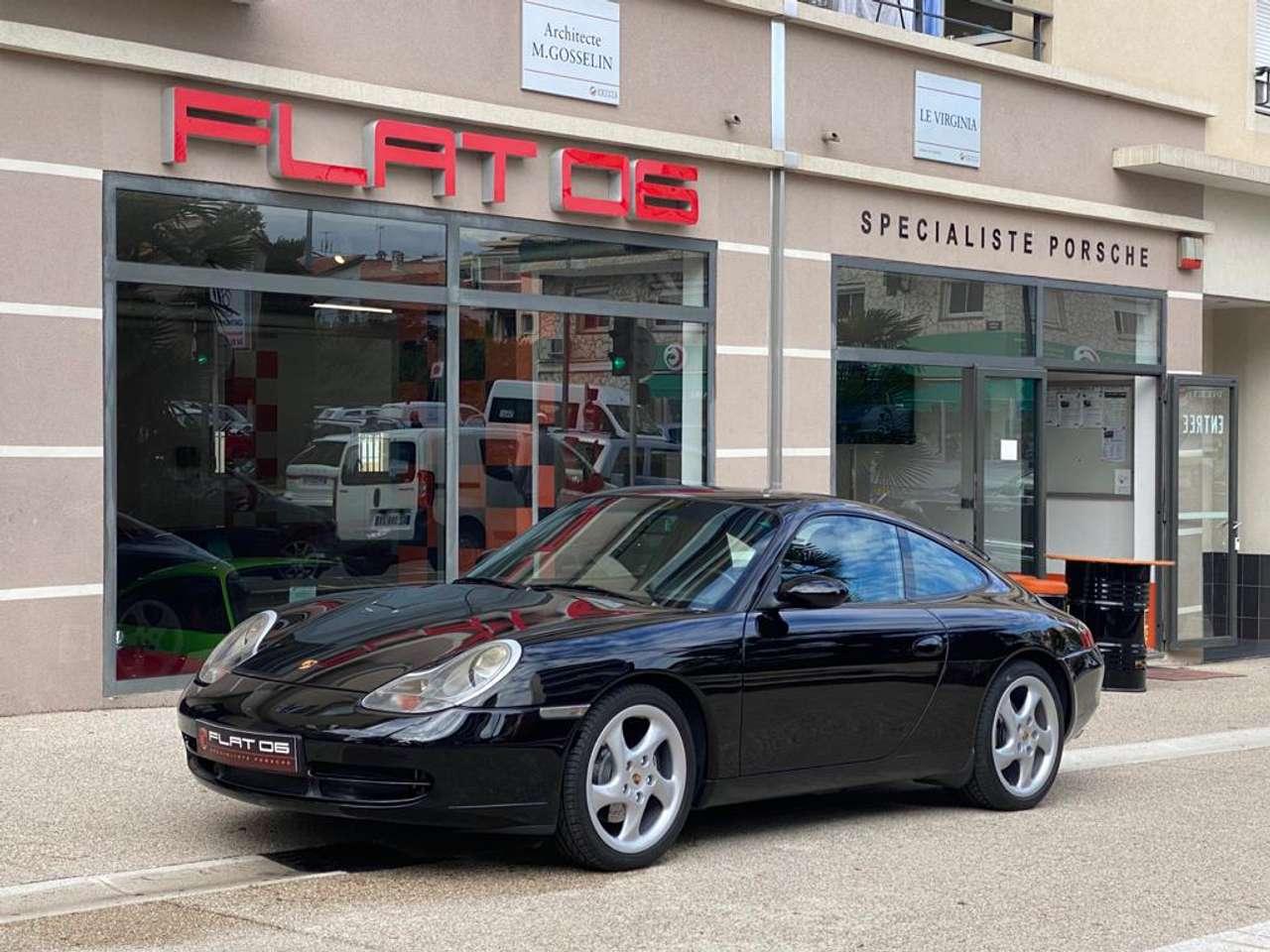 PORSCHE 996 Carrera 2 3.4 300cv 2001 occasion