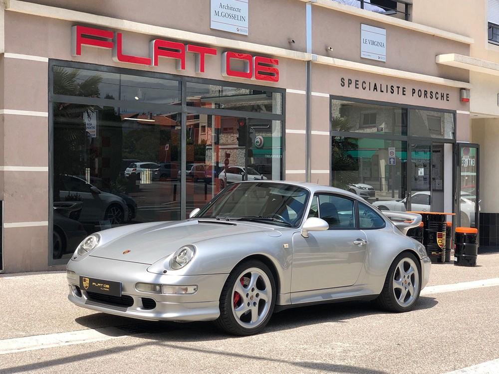 PORSCHE 993 Carrera 4S 285cv 1998 occasion