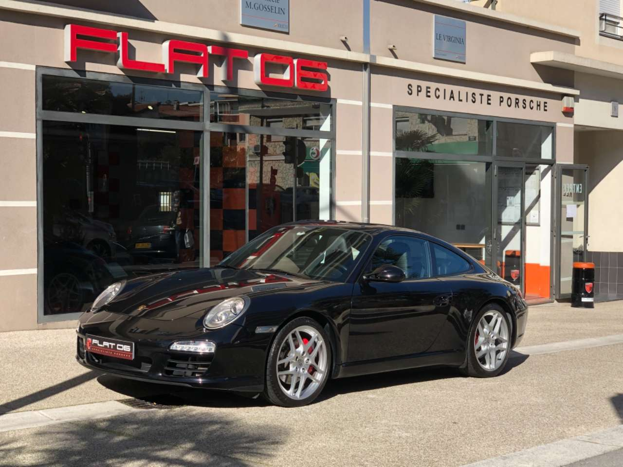 PORSCHE 997 Carrera S 3.8 385cv PDK A Coupé / Sport Car 10/2009