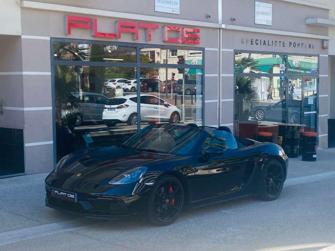 PORSCHE BOXSTER 718 2.5i GTS 365 cv PDK Cabriolet / Convertible 10/2019