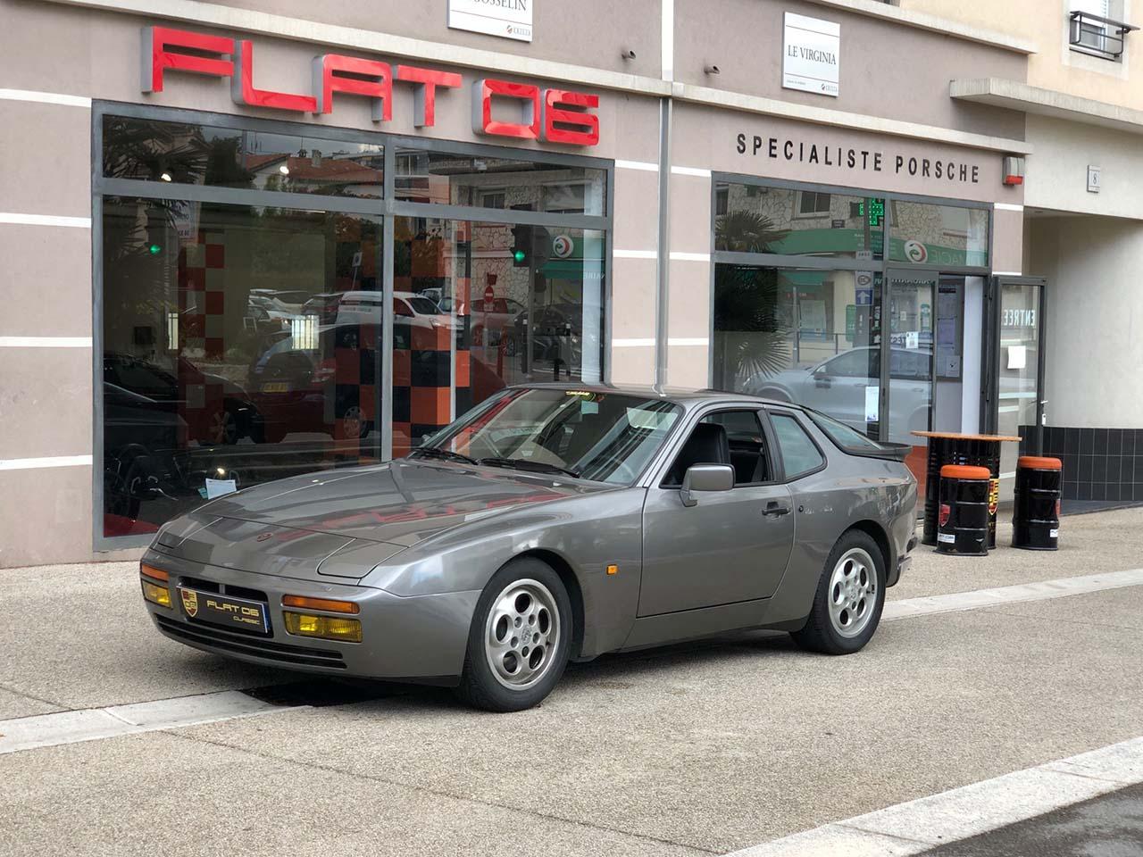 PORSCHE 944 Turbo 2.5 220cv occasion