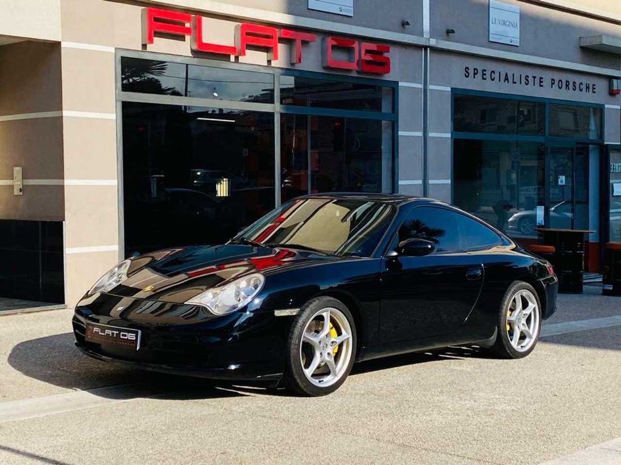 PORSCHE 996 Carrera 3.6 320cv Coupé / Sport Car 09/2001