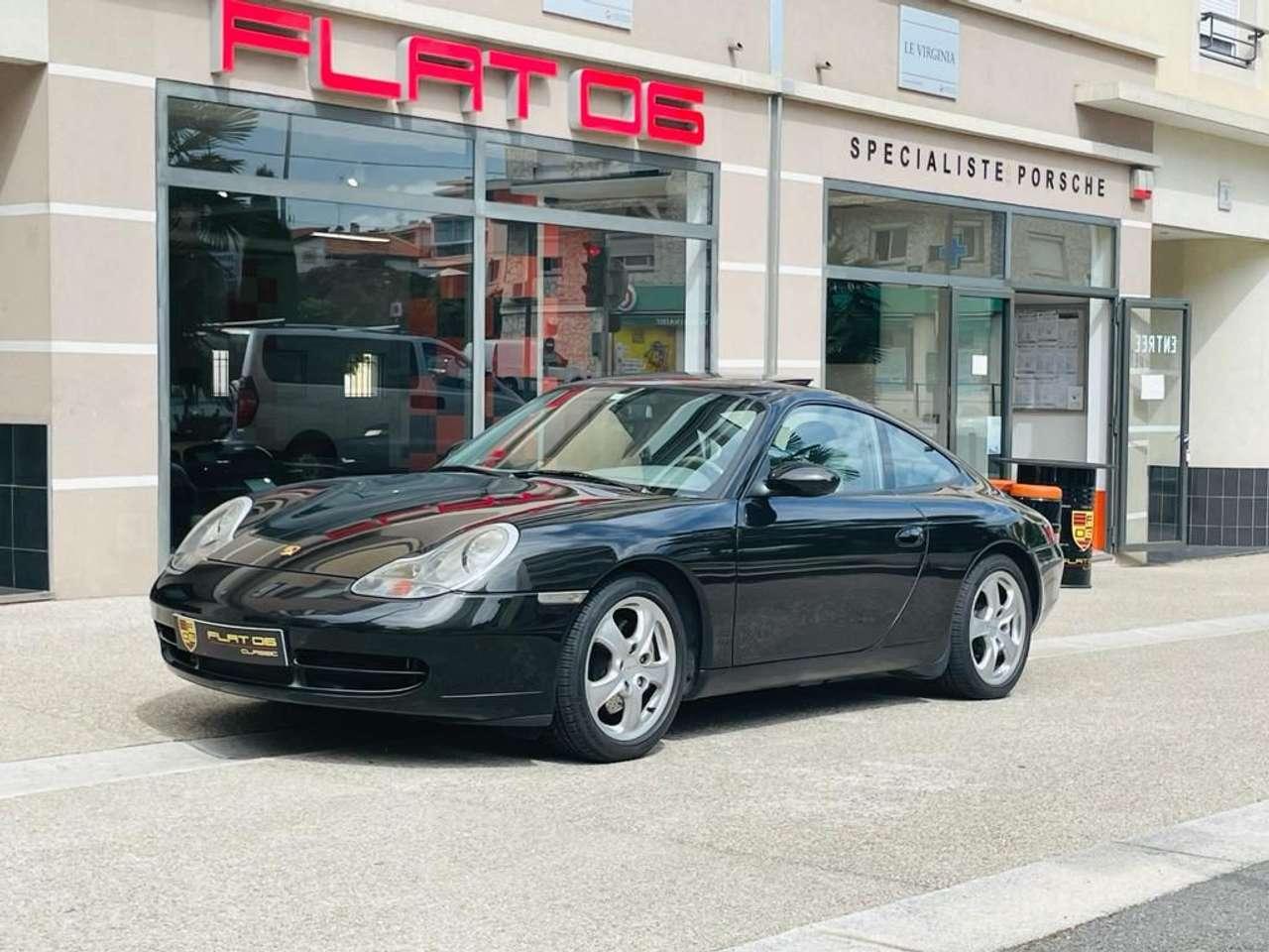 PORSCHE 996 Carrera 4 3.4 300cv occasion