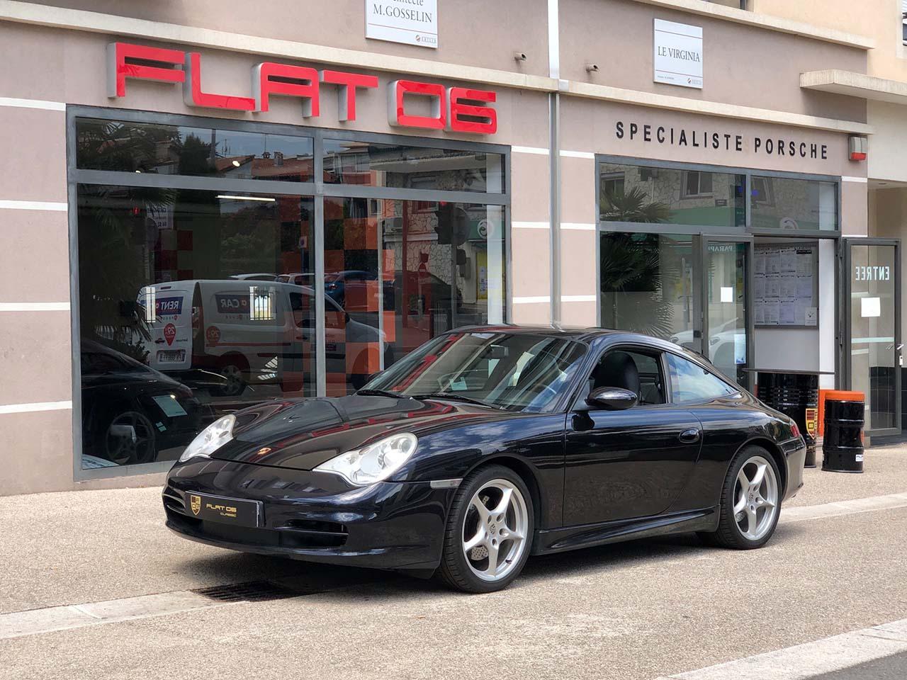 PORSCHE 996 Carrera 3.6 320cv occasion