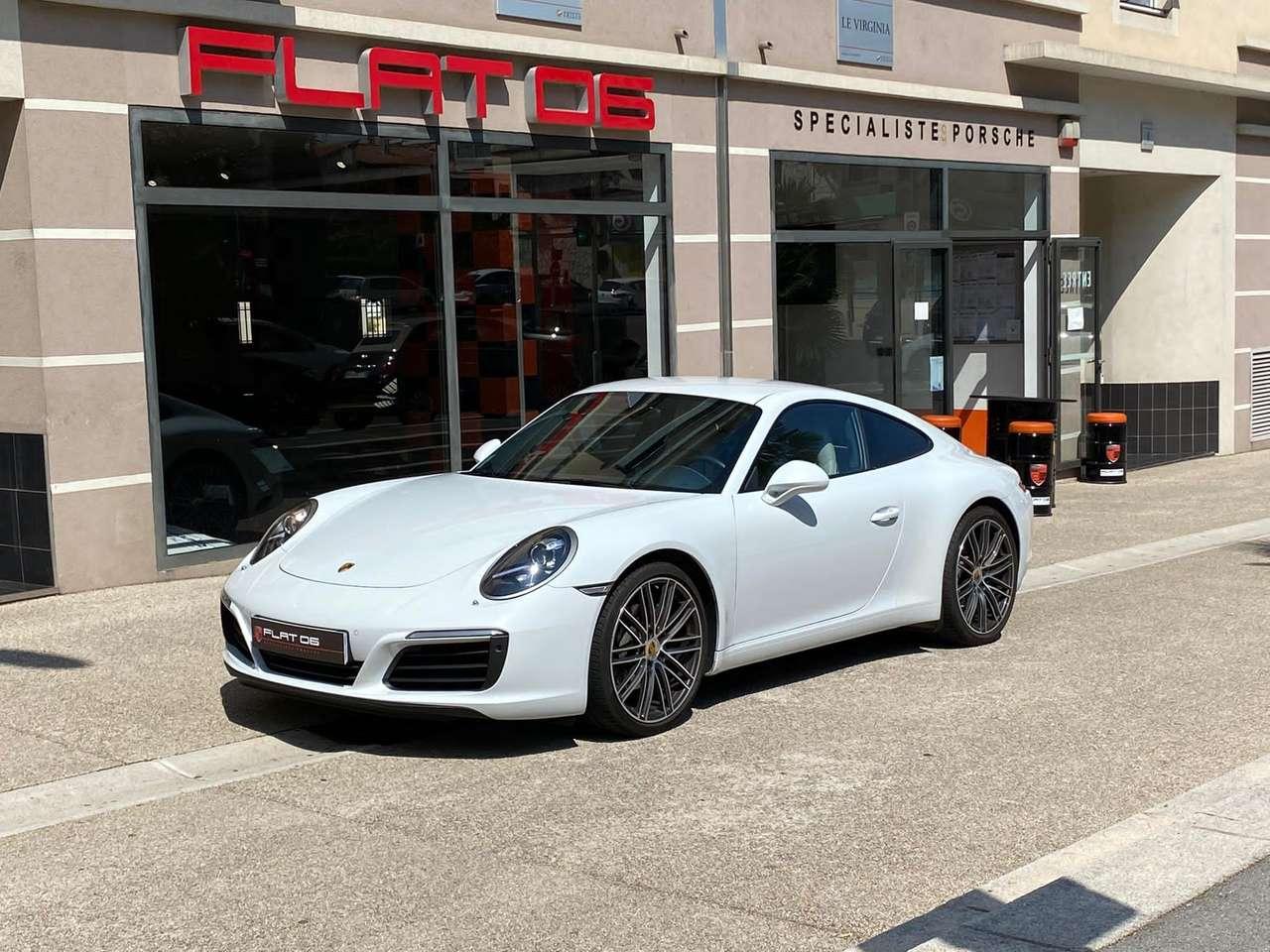 PORSCHE 991 II Carrera 4 3.0 370cv PDK occasion