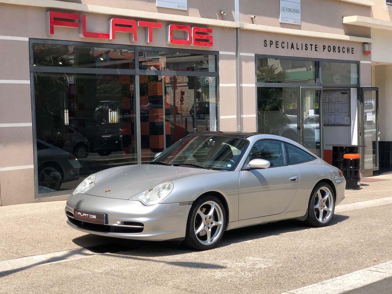 PORSCHE 996 Carrera 3.6 320cv Targa occasion