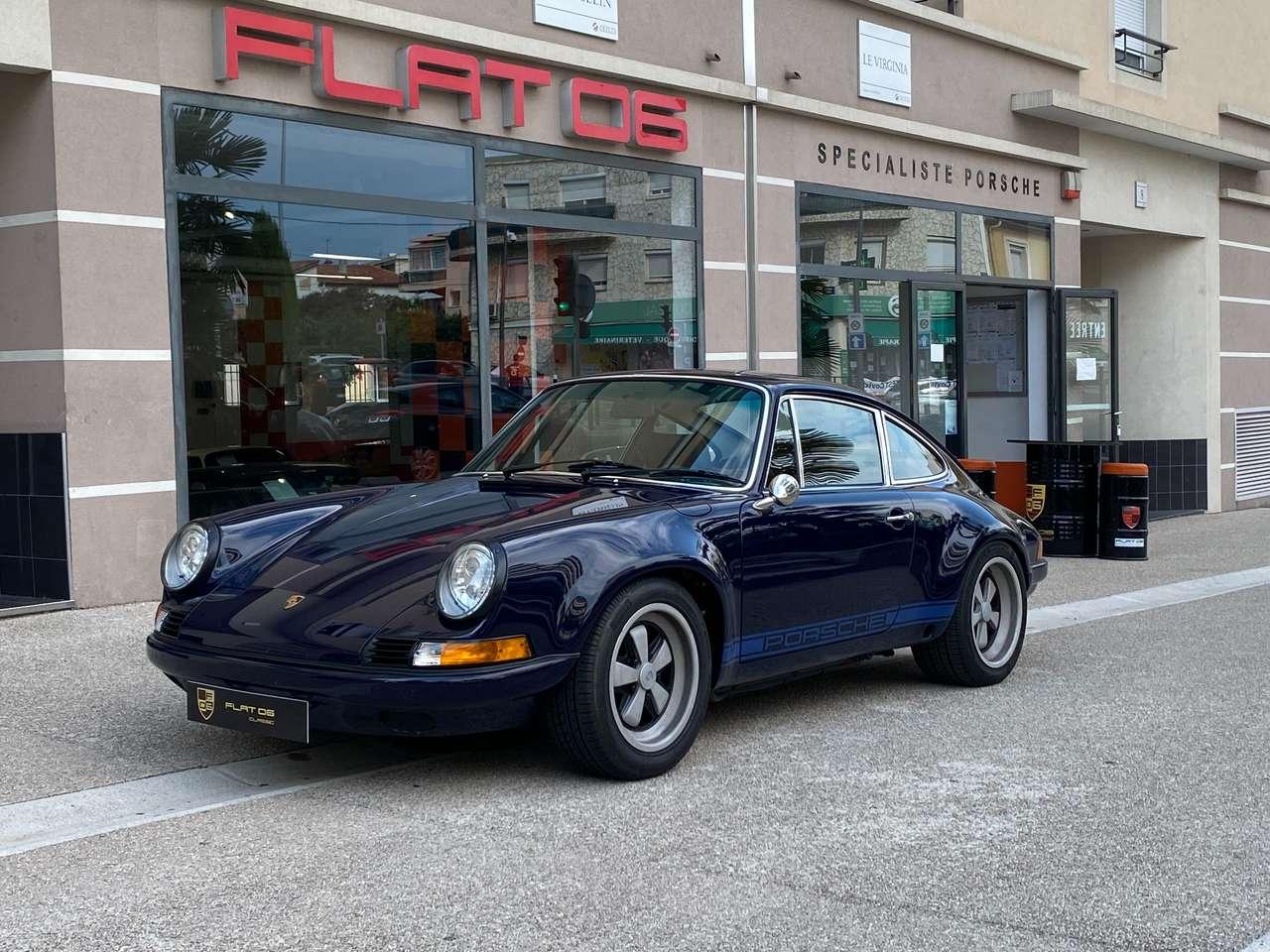 PORSCHE 911 'BACKDATING' Coupé / Sport Car 08/1980