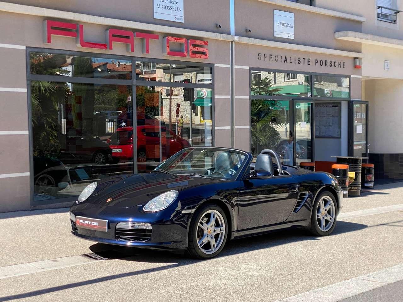 PORSCHE BOXSTER II 2.7 240cv Cabriolet / Convertible 04/2005