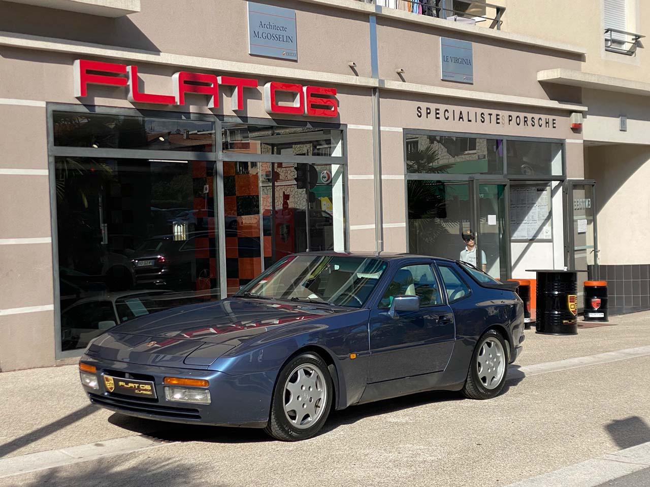 PORSCHE 944 S2 3.0 211cv Coupé / Sport Car 06/1990