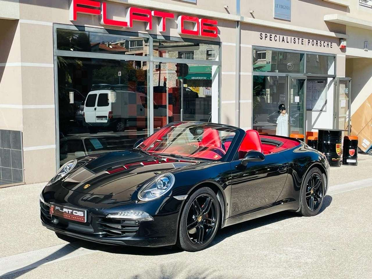 PORSCHE 991 Carrera 3.4 350cv PDK CAB occasion