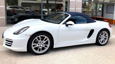 BOXSTER 981 SPORT EXHAUST