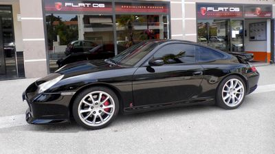 PORSCHE 996 3.6 GT3 360cv 2000-2001