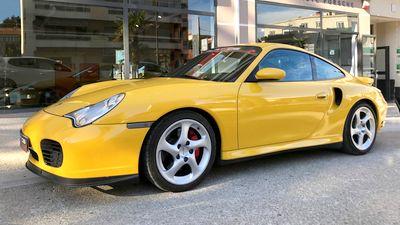 PORSCHE 996 3.6 Turbo 420cv 2000-2005