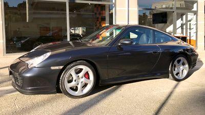 PORSCHE 911 996 C2/C4/C4S SPORT EXHAUST